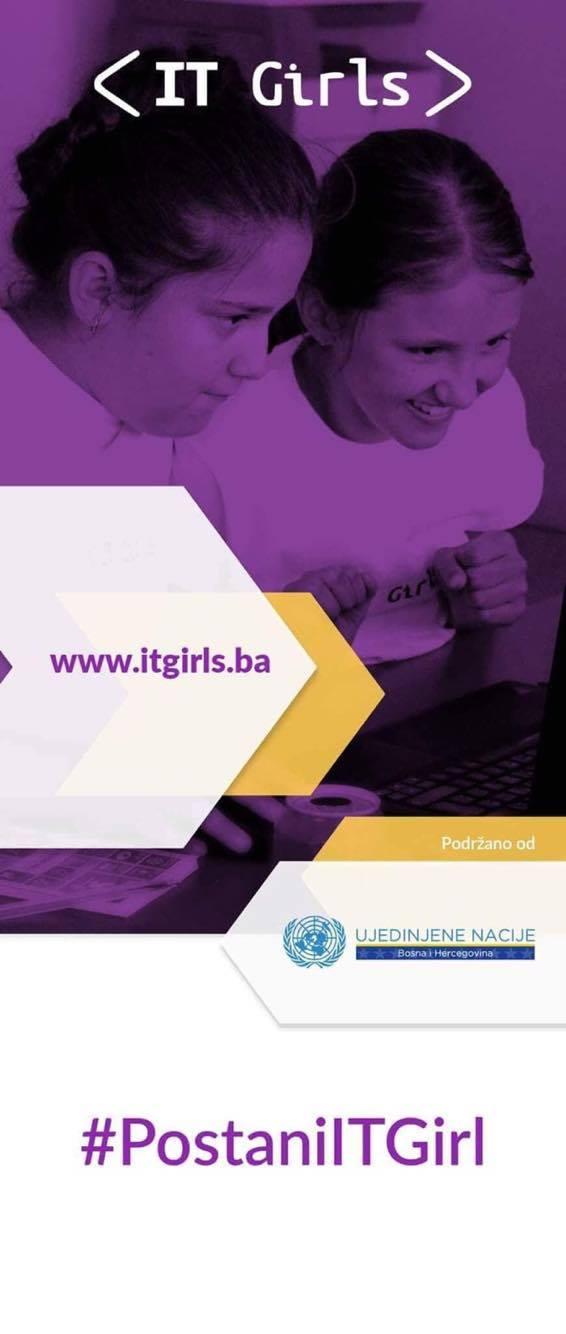 Spotted: IT Girls mark EU Code Week Image