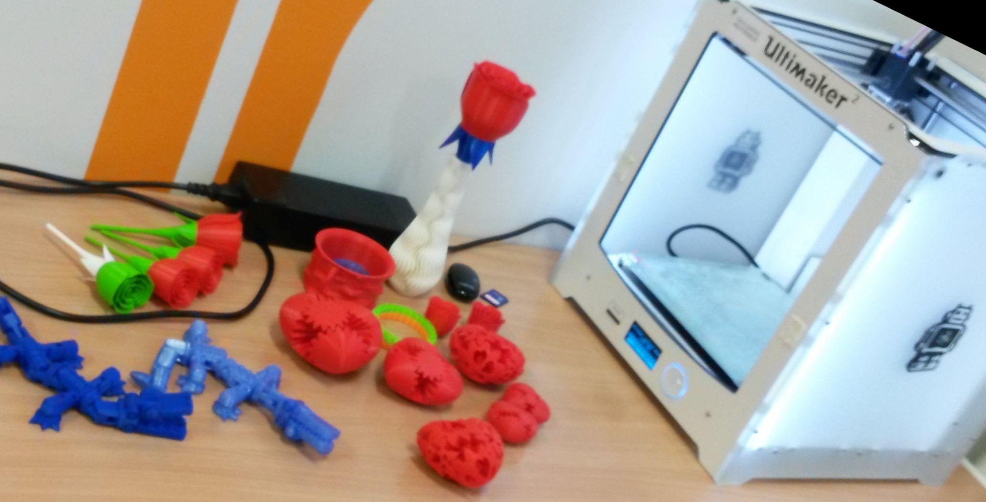 Vabavaraline 3D disain ja 3D printimine Cover Image