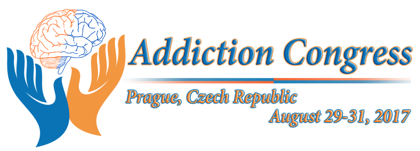6th World Congress on Addiction Disorder and Addiction Therapy (August 29-31, 2017)/ Addiction Congress 2017 Cover Image