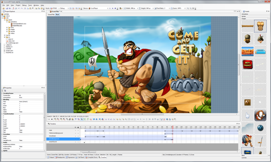 Game Development with Coconut2D Image