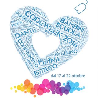 Perna Dante Codeweek 2016 Cover Image