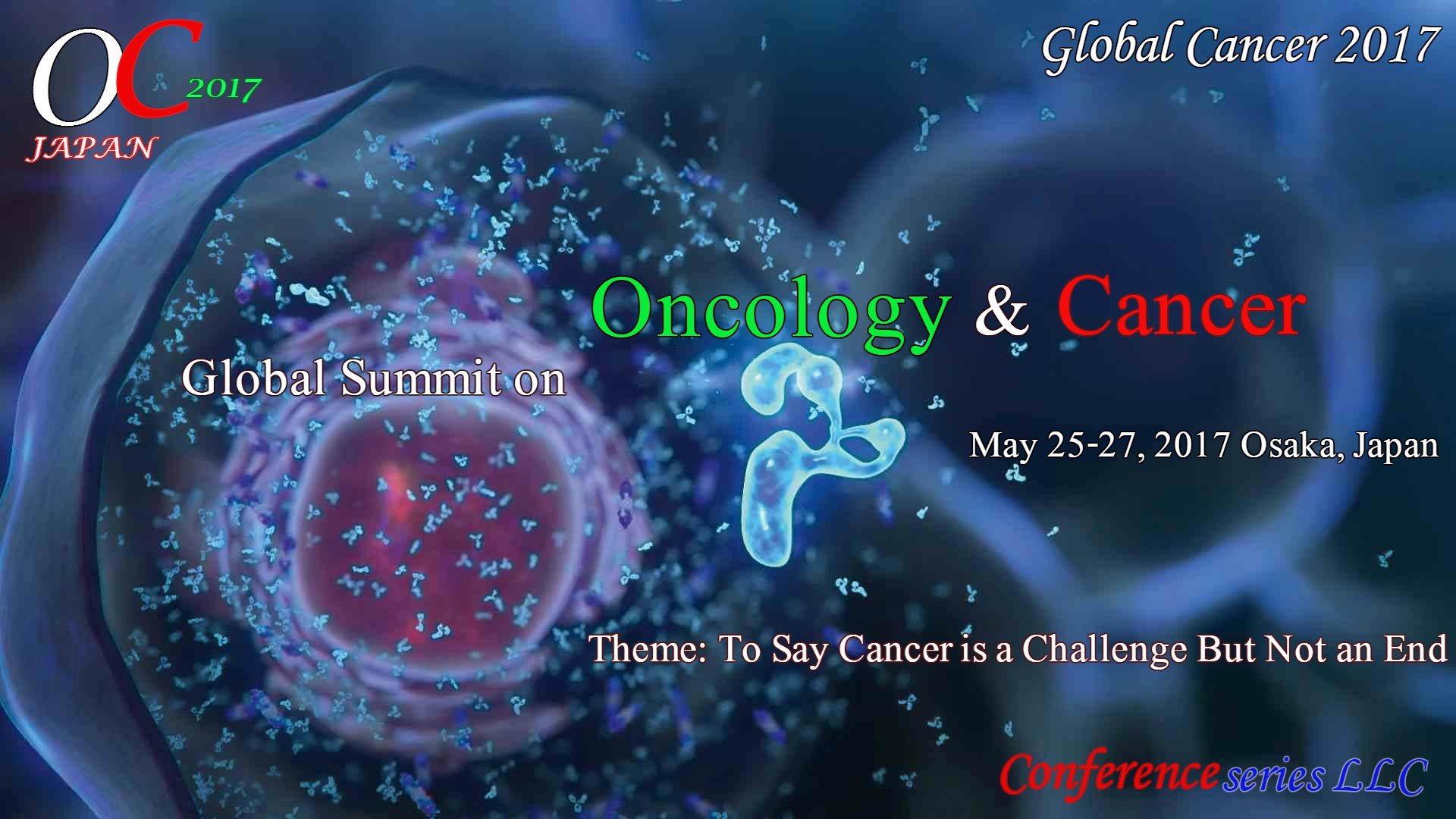 Global Summit on Oncology & Cancer Image