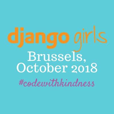 Django Girls Brussels Image