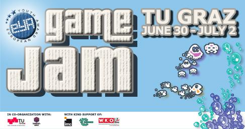 EYA GAME JAM | Games improving Society 3.0 Image