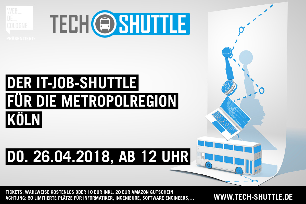 Tech Shuttle - Köln Image