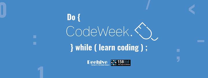 Code Week Varna 7-8 Oct. Image