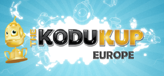 Kodu Kup Europe, The Battle of Eight Nationalities, One New European literacy. Do you speak code? Cover Image