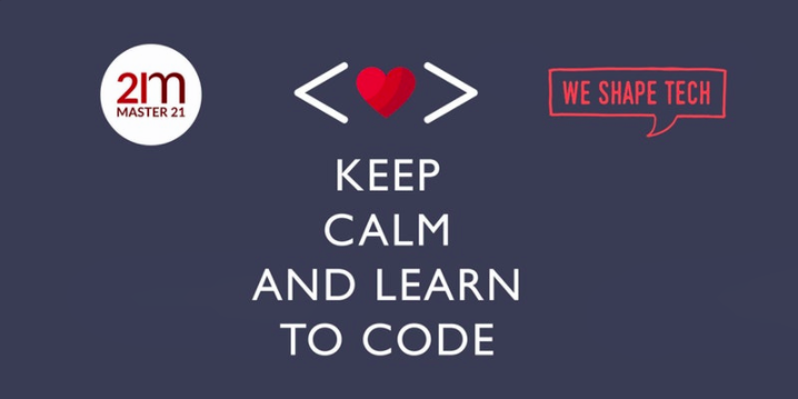 Learn to code with Master21 & WST Zurich during EU Code Week Image