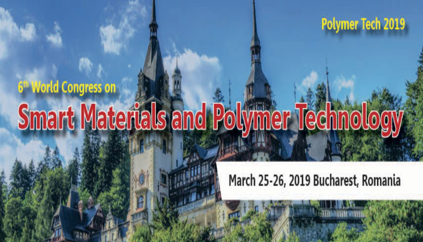 6th World Congress on Smart Materials and Polymer Technology Image