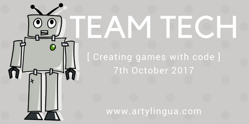 TEAM TECH-Creating games with code Image