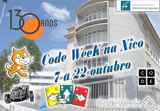 Code Week na Xico Image