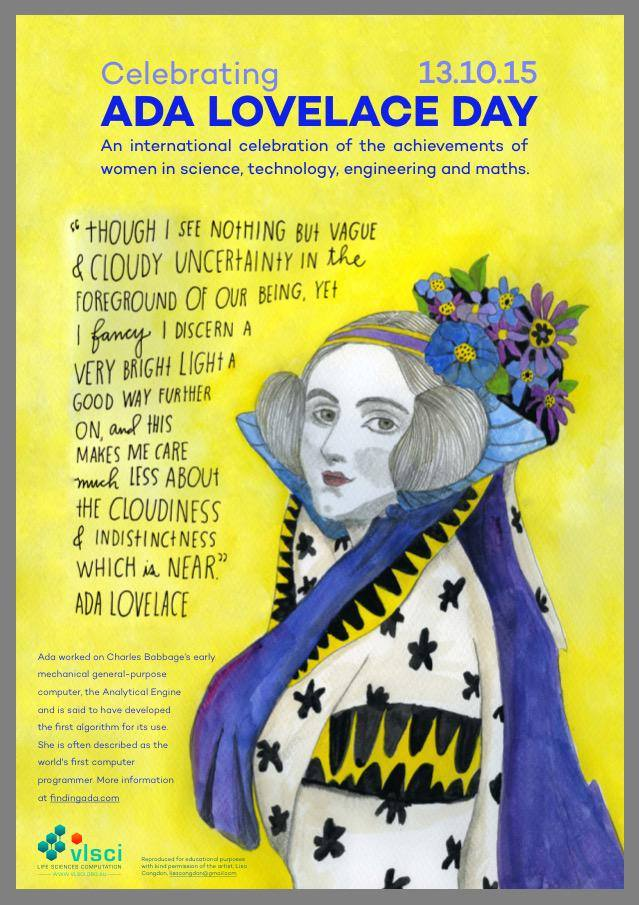Ada Lovelace Day Image
