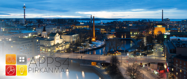 Apps4Pirkanmaa 2014 Workshop Cover Image