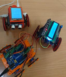 Arduino roboti ehitamine  Cover Image