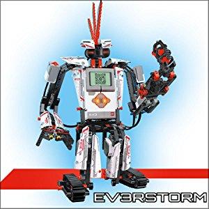 Programiranje Lego Mindstorms robota Cover Image