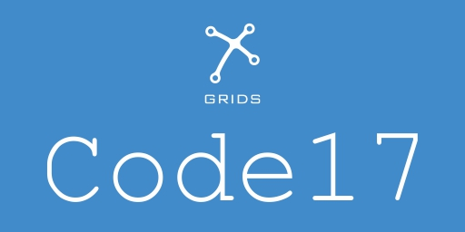 GRIDS Code17 Cover Image
