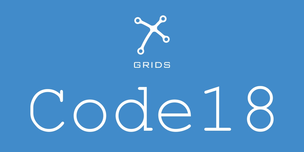 GRIDS Code18 Image