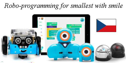 Robo-programming for smallest with smile Cover Image