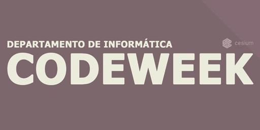Code Week @ UMinho Image