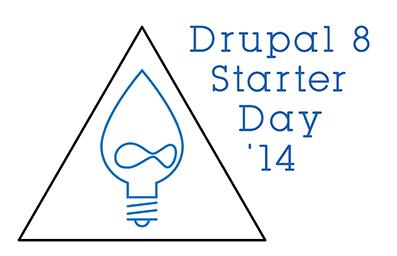 Drupal 8 Starter Day Cover Image