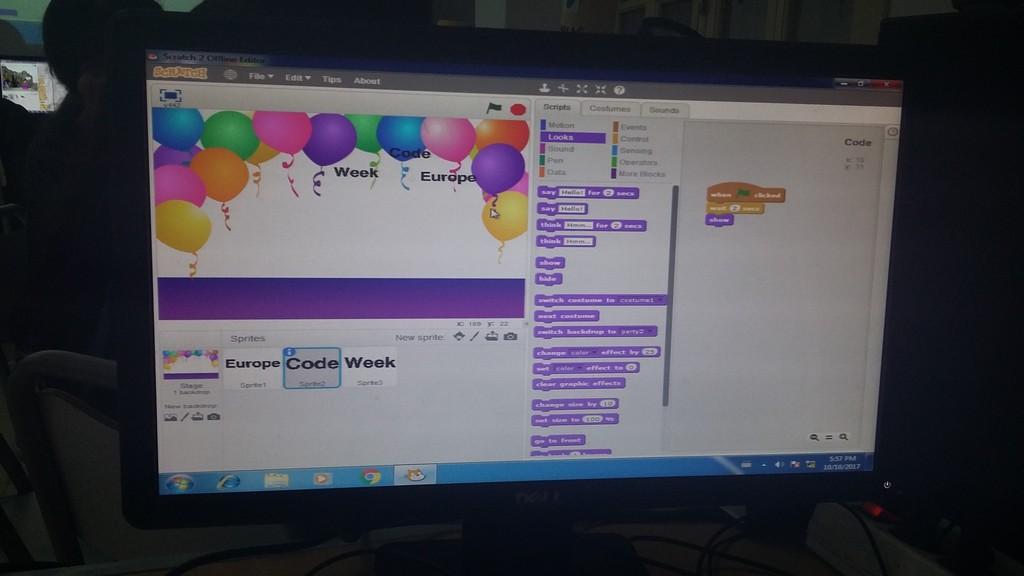 Europe code week Image