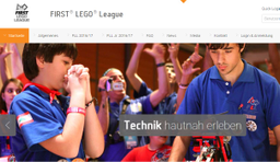 FIRST Lego League Wettbewerb Magdeburg Image