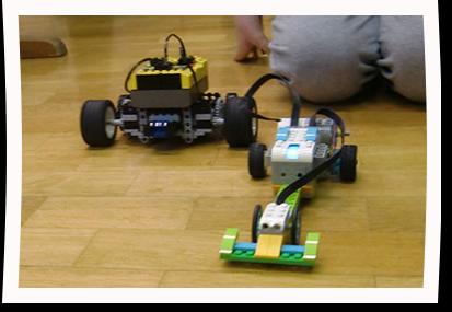 Lego, Scratch, Pocket code und Co von Beginn an Image