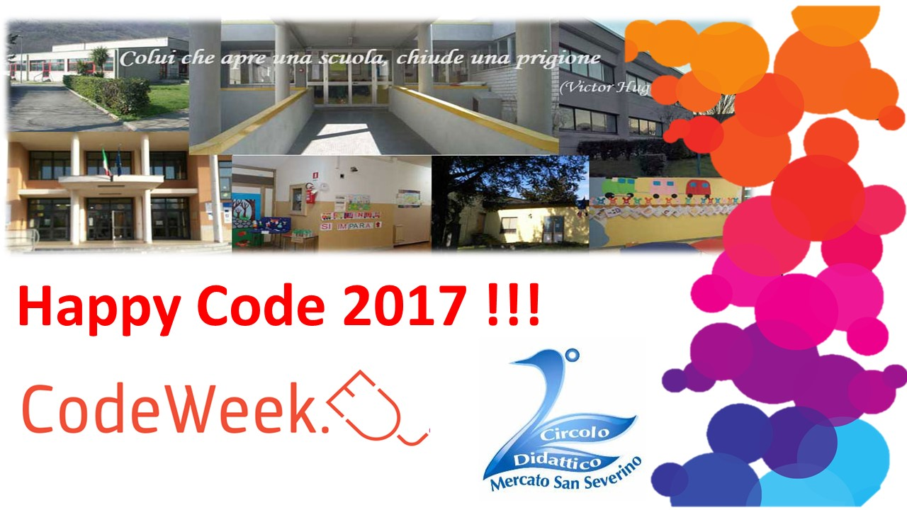 HAPPY CODE 2017!!! Cover Image