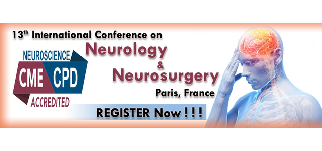 13th International Conference on Neurology and Neurosurgery Cover Image