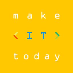 Open Doors at makeITtoday- Scratch introduction, augmented reality / Den otevřených dveří v makeITtoday- představení Scratche, aktivity s rozšířenou realitou Image