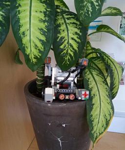 Robotki na Gimnaziji Moste Cover Image