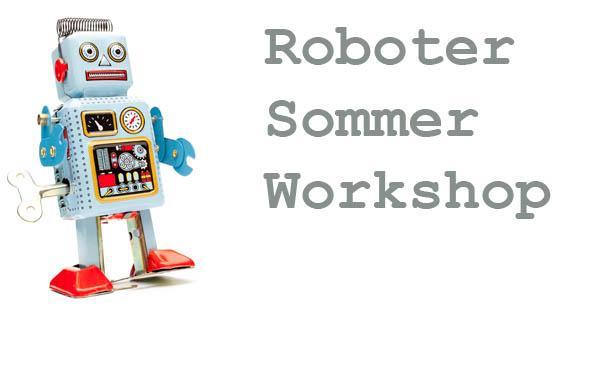 OCG Roboter-Workshopwoche für Kinder und Jugendliche Image