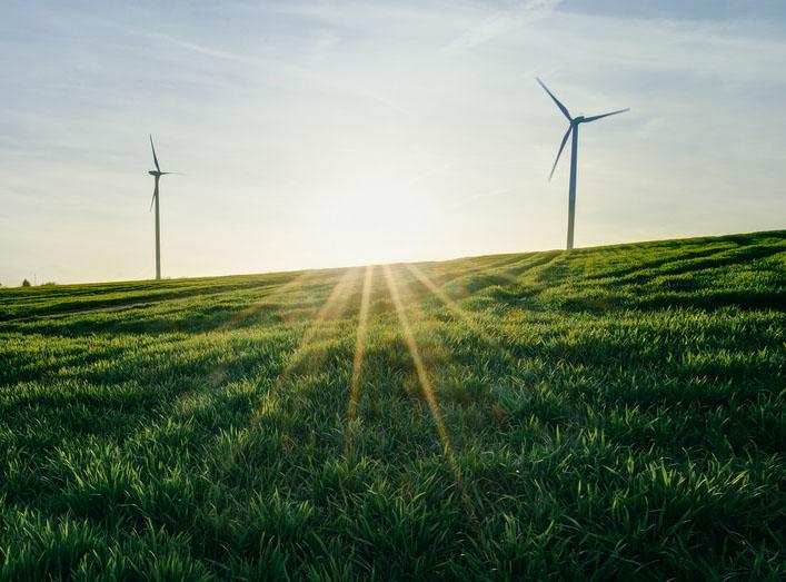 Inteligentna Turbina Wiatrowa Image