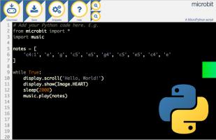 Code Week event